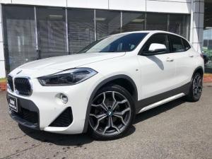 BMW X2 sDrive 18i MスポーツX コンフォートP セーフティーP 禁煙 ワンオナ