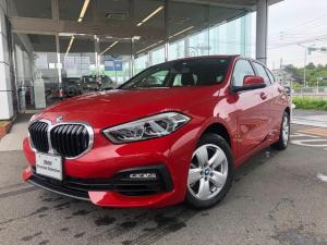 BMW 1シリーズ 118i PLAY LEDヘッド 禁煙 デモカー 認定車