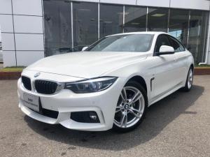 BMW 4シリーズ 420iグランクーペ Mスピリット 18AW シートヒーター ACC 禁煙