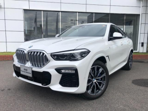 BMW X6 xDrive 35d Mスポーツ コンフォートプラスP コンフォートP 黒革 禁煙 ワンオナ