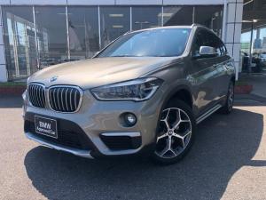 BMW X1 sDrive 18i xライン 社外地デジ 電動シート ウッドパネル 禁煙 ワンオナ