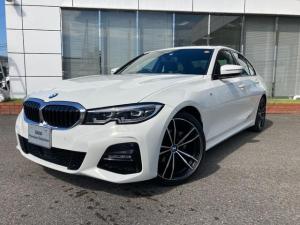 BMW 3シリーズ 318i Mスポーツ LEDヘッドライト パーキングアシストプラス ワイヤレスチャージ 19AW 禁煙 ワンオナ