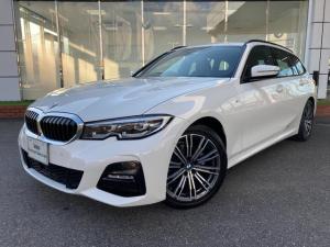 BMW 3シリーズ 318iツーリング Mスポーツ LEDヘッドライト コンフォートアクセス パーキングアシストプラス 電動リヤゲート 18AW 禁煙