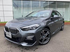 BMW 2シリーズ 218iグランクーペ Mスポーツ LEDヘッドライト ナビパッケージ 電動シート アクティブクルーズコントロール 18AW 禁煙