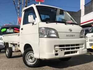 ダイハツ ハイゼットトラック スペシャル エアコン パワステ MT車