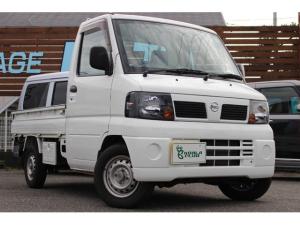 日産 クリッパートラック DX 純正ラジオ オートマチック エアコンパワステ 禁煙車 レベライザー 三方開き