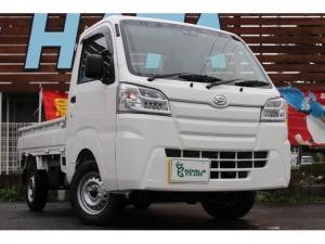ダイハツ ハイゼットトラック スタンダードSAIIIt 届出済未使用車 LEDヘッドライト スマアシIII搭載 障害物センサー オートマ パワステ エアコン ABS パワーウィンドウ キーレス