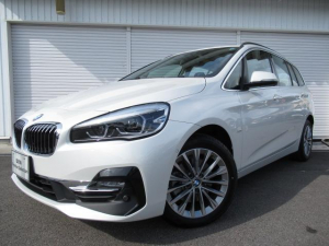 iBMW BMW 218dグランツアラーLux黒革ACCパノラマSRヘッドUP