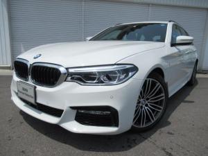 BMW 5シリーズ 523iツーリング MスポーツイノベーションPKG認定中古車