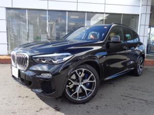 BMW X5 xドライブ35d Mスポーツ21AWコニャック革SRエアサス