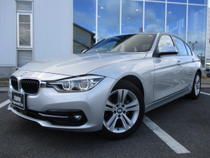 BMW 3シリーズ 320i スポーツLCI 衝突軽減ACCレーンチェンジ警告
