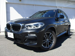 BMW X3 xDrive20d Mスポーツ19AW弊社デモカー認定中古車