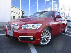 BMW 1シリーズ 118d ファッショニスタ アップグレードPKG 認定中古車