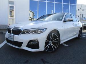 BMW 3シリーズ 320i MスポーツDebutPKGブラックレザー認定中古車