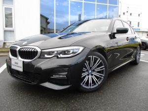 BMW 3シリーズ 320i Mスポーツ ハイラインパッケージ コンフォート ハイラインパッケージ ブラックレザーシート 弊社デモカー 認定中古車