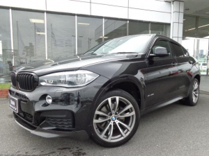 BMW X6 xDrive35iMスポーツセレクトSR20AWリアエンタメ