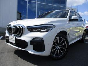 BMW X5 xDrive35d Mスポーツ コーヒーヴァーネスカレザー