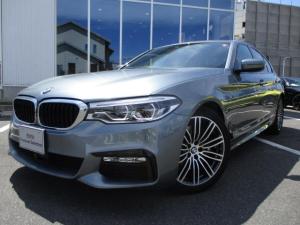 BMW 5シリーズ 530i Mスポーツ イノベーションPKGブラックレザー