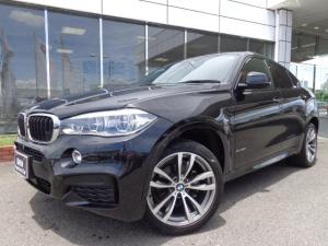 BMW X6 xDrive35i Mスポーツ セレクトSRレッドレザー