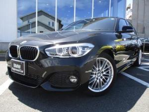 BMW 1シリーズ 118i Mスポーツコンフォートパーキングサポート認定中古車