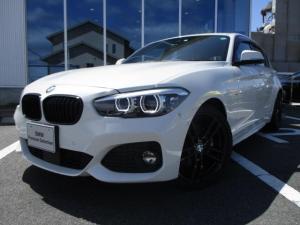 BMW 1シリーズ 118i MスポーツエディションシャドーアップグレードPKG