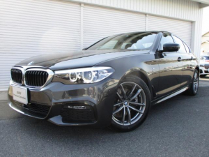 BMW 5シリーズ 523d xDrive Mスピリット LEDヘッド 18AW 弊社デモカー 認定中古車