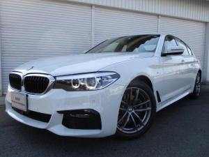 BMW 5シリーズ 523d xDrive Mスピリット LEDヘッドライト 18AW 弊社デモカー 認定中古車