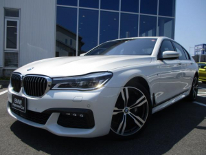 BMW 7シリーズ 740i Mスポーツ SRブラックレザー20AW 認定中古車