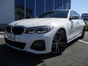 BMW 3シリーズ 320d xDrive Mスポーツ 全方位カメラ DebutPKG ブラックレザーシート 19AW 弊社デモカー 認定中古車