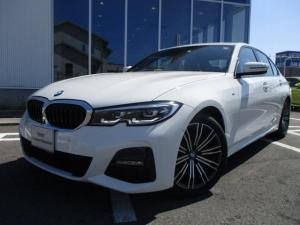 BMW 3シリーズ 320d xDrive Mスポーツ 全方位カメラ ハイラインパッケージ ブラックレザーシート 弊社デモカー 認定中古車