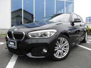 BMW 1シリーズ 118d Mスポーツ パーキングサポートPKG 認定中古車