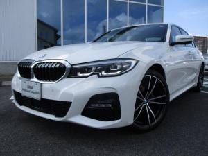 BMW 3シリーズ 320d xDrive Mスポーツ サンルーフ ハイラインパッケージ ブラックレザー 19AW 弊社デモカー 認定中古車