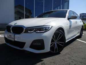 BMW 3シリーズ 320d xDrive Mスポーツ 全方位カメラ デビューPKG ブラックレザーシート 19AW コンフォートパッケージ 弊社デモカー 認定中古車