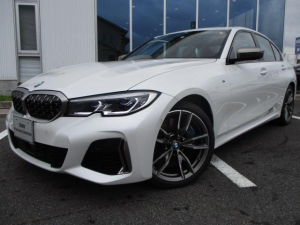 BMW 3シリーズ M340i xDrive 全方位カメラ コニャックレザー SR 19AW 弊社デモカー 認定中古車