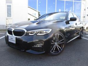 BMW 3シリーズ 320i Mスポーツ DebutPKGコンフォート ブラックレザーシート 19AW 弊社デモカー 認定中古車