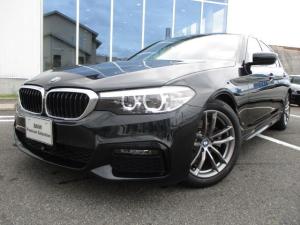BMW 5シリーズ 523d xDrive Mスピリット M-spirit 18AW 弊社デモカー 認定中古車