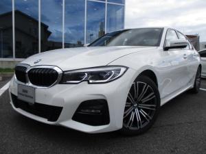 BMW 3シリーズ 320d xDrive Mスポーツ レーザーライト イノベーションPKG ハイラインブラックレザーシート 18AW 弊社デモカー 認定中古車