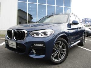 BMW X3 xDrive 20d Mスポーツハイラインパッケージ 全方位カメラ ブラックレザーシート 19AW 弊社デモカー 認定中古車