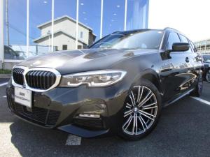 BMW 3シリーズ 320dxDriveツーリングMスポーツハイラインP コンフォート ハイラインパッケージ ブラックレザーシート 弊社デモカー 認定中古車