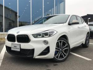 BMW X2 M35i 10.25ワイドモニター 弊社デモカー 認定中古車