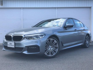 BMW 5シリーズ 523d Mスポーツ LEDヘッドライト 19AW 弊社デモカー 認定中古車