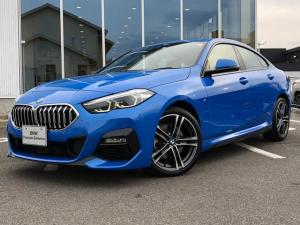 BMW 2シリーズ 218iグランクーペ Mスポーツ BMWライブコックピット アクティブクルーズコントロール 弊社デモカー 認定中古車