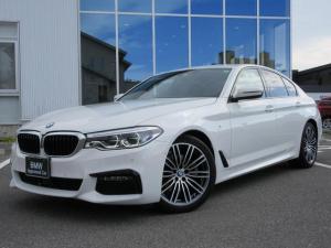 BMW 5シリーズ 523i Mスポーツ 19AWウッドパネルヘッドUPディスプレイ禁煙認定中古車