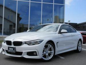 BMW 4シリーズ 420iクーペ Mスポーツ 地デジ ACC 18AW LEDヘッドライト コンフォートアクセス デジタルメーター 禁煙車 ワンオーナー