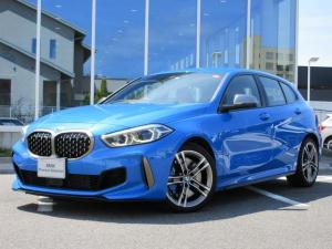 BMW 1シリーズ M135i xDrive 4WD Mブレーキ パドルシフト 電動シート LEDヘッドライト コンフォートアクセス 弊社デモカー