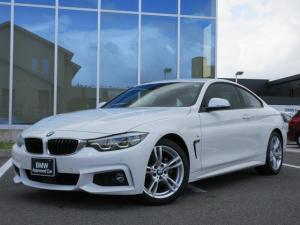 BMW 4シリーズ 420iクーペ Mスポーツ 地デジ LEDヘッドライト 18AW ACC コンフォートアクセス PDC ワンオーナー