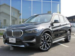 BMW X1 sDrive 18i xライン OP19AW LEDヘッド ACC コンフォートアクセス アンビエントライト 電動リアゲート 禁煙 弊社デモカー