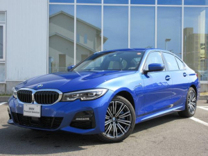 BMW 3シリーズ 330e Mスポーツ オイスター革 18AW LEDヘッド ACC PDC 電動トランク コンフォートアクセス 禁煙 弊社デモカー