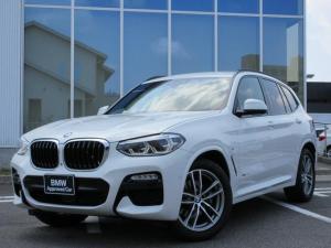 BMW X3 xDrive 20d Mスポーツ 黒レザー LEDヘッドライト ウッドパネル ACC 地デジ Fドラレコ 禁煙車 ワンオーナー