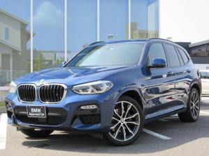 BMW X3 xDrive 20d Mスポーツ コニャックレザー 20AW LED ACC 地デジ ウッドパネル ライトカーペット Bカメラ 禁煙 認定中古車